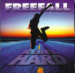 Freefall Rebel Hard Vinyl