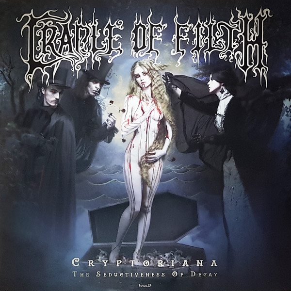 Cradle Of Filth Cryptoriana - The Seductiveness Of Decay Vinyl