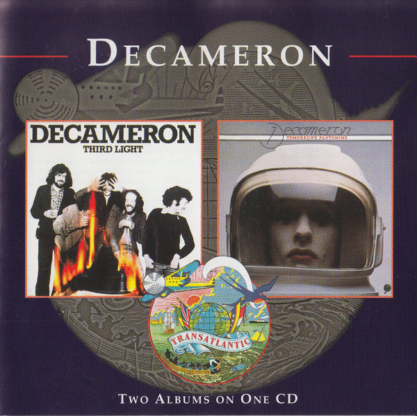Decameron Third Light / Tomorrow's Pantomime CD
