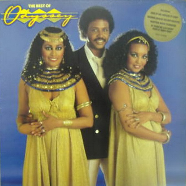 Odyssey The Best Of Vinyl