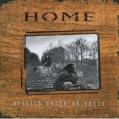Blessid Union Of Souls Home CD