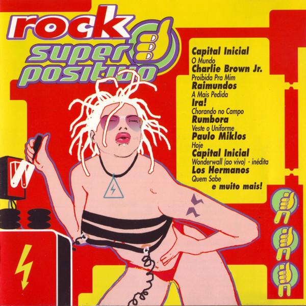 Various Rock Super Positivo