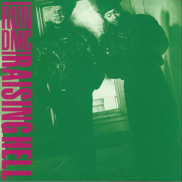 Run-DMC Raising Hell Vinyl