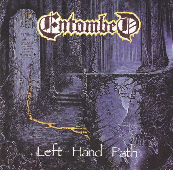 Entombed Left Hand Path Vinyl