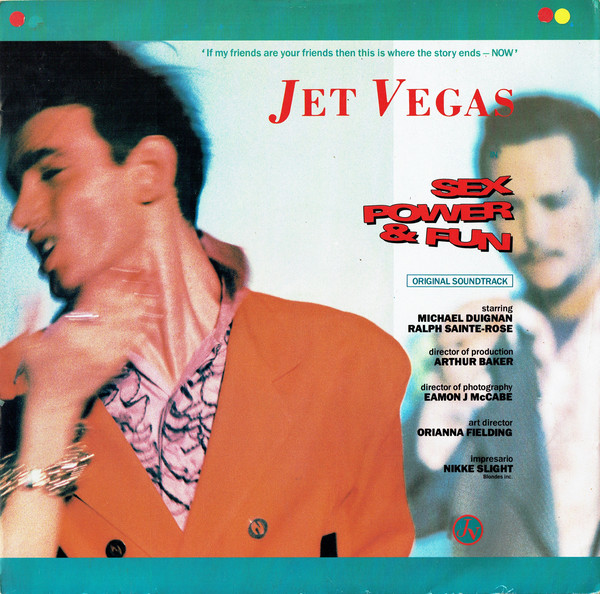 Jet Vegas Sex, Power & Fun Vinyl