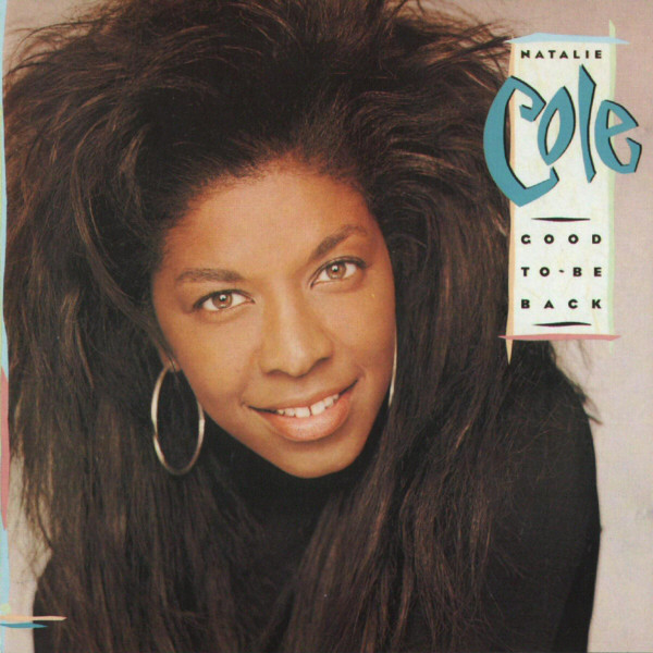 Cole, Natalie Good To Be Back Vinyl