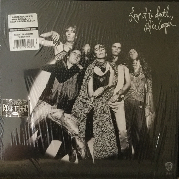 Cooper, Alice Love It To Death Vinyl
