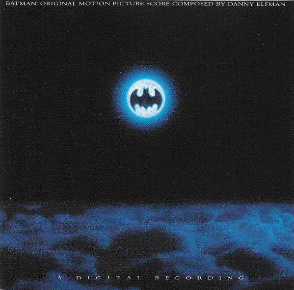 Elfman, Danny Batman (Original Motion Picture Score) CD