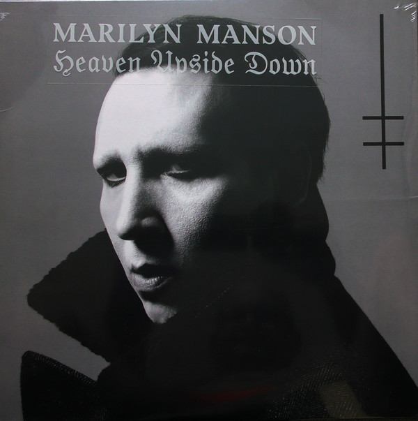 Marilyn Manson Heaven Upside Down Vinyl