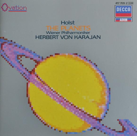 Holst - Herbert von Karajan, Vienna Philharmonic The Planets