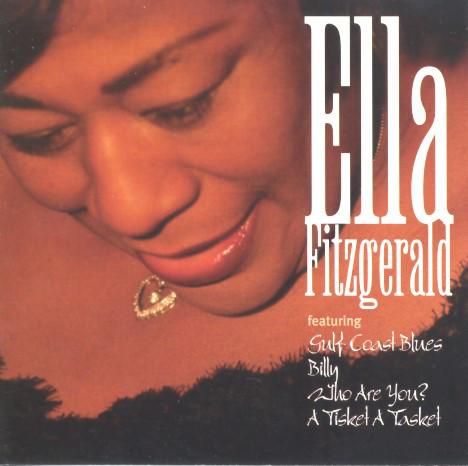 Fitzgerald, Ella Ella Fitzgerald