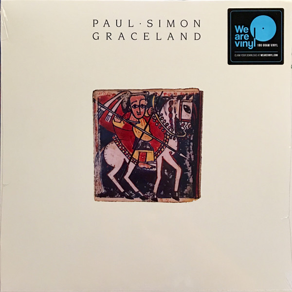 Paul Simon Graceland Vinyl