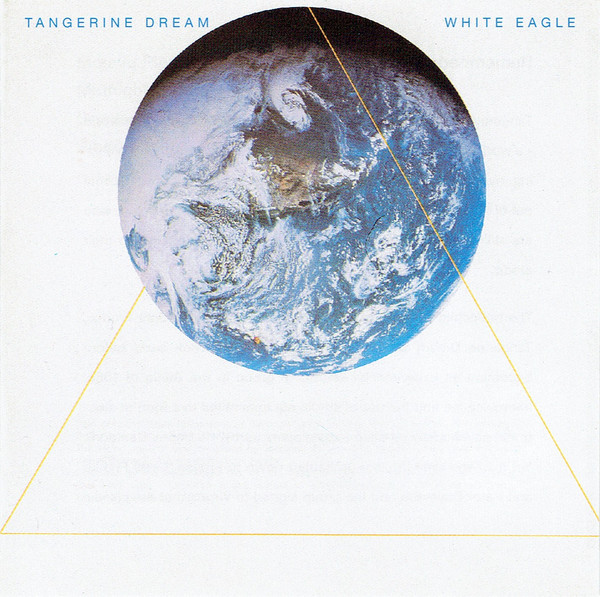 Tangerine Dream White Eagle CD
