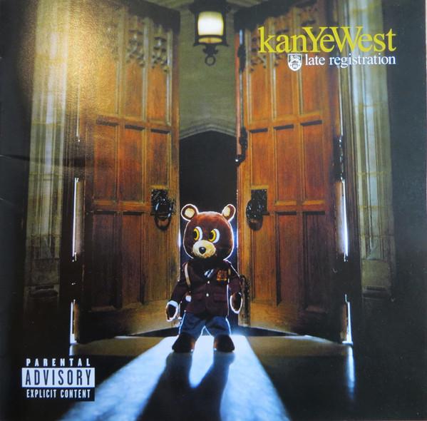 West, Kanye Late Registration