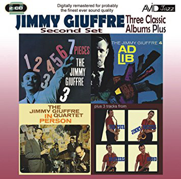 Giuffre, Jimmy Three Classic Albums Plus - Second Set