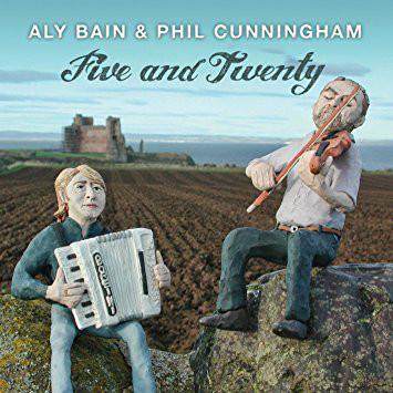 Aly Bain & Phil Cunningham Five And Twenty CD