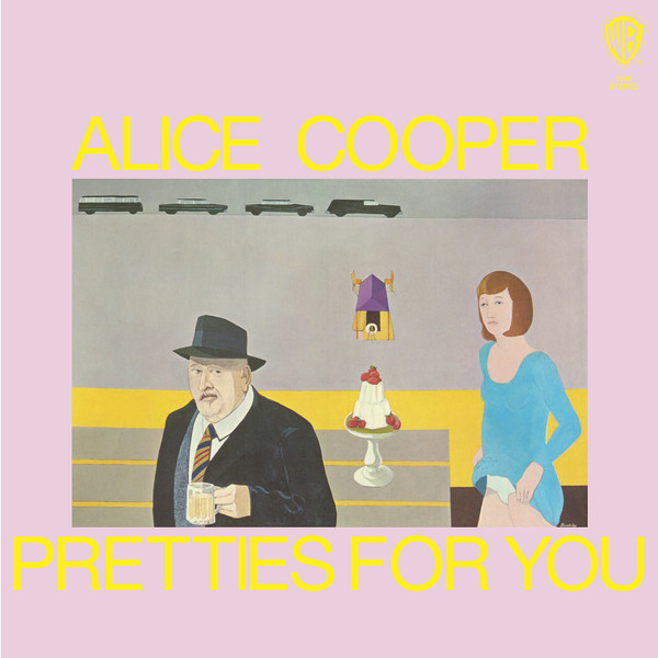 Cooper, Alice Pretties For You