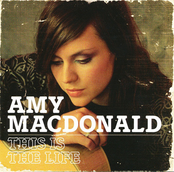 MacDonald, Amy This Is The Life CD