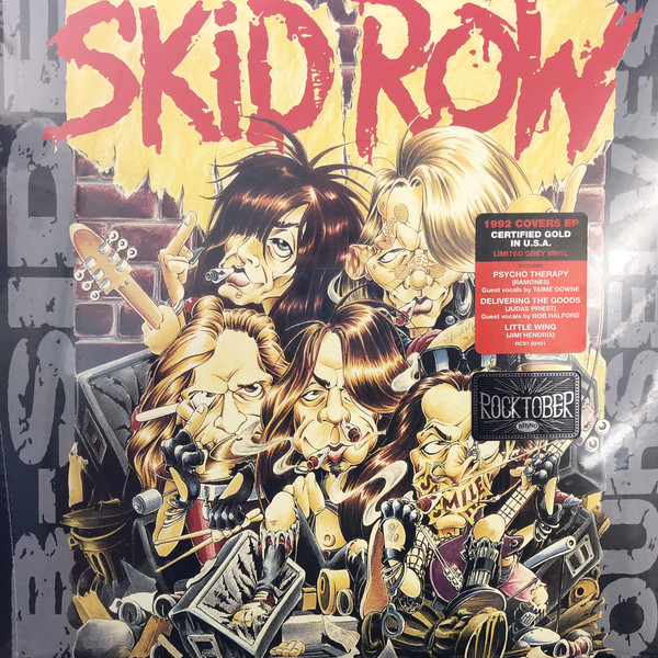 Skid Row B-Side Ourselves