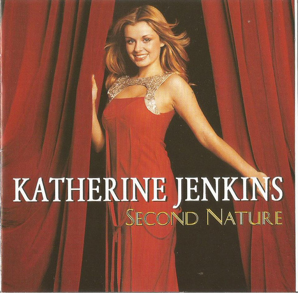 Jenkins, Katherine Second Nature CD