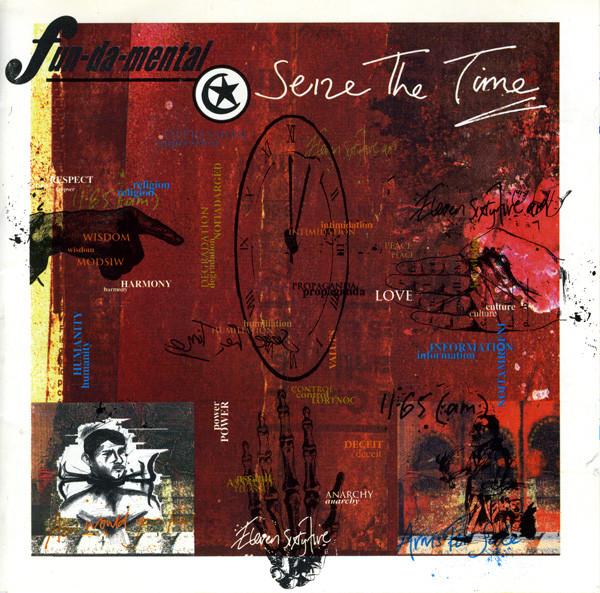 Fun-Da-Mental Seize The Time Vinyl