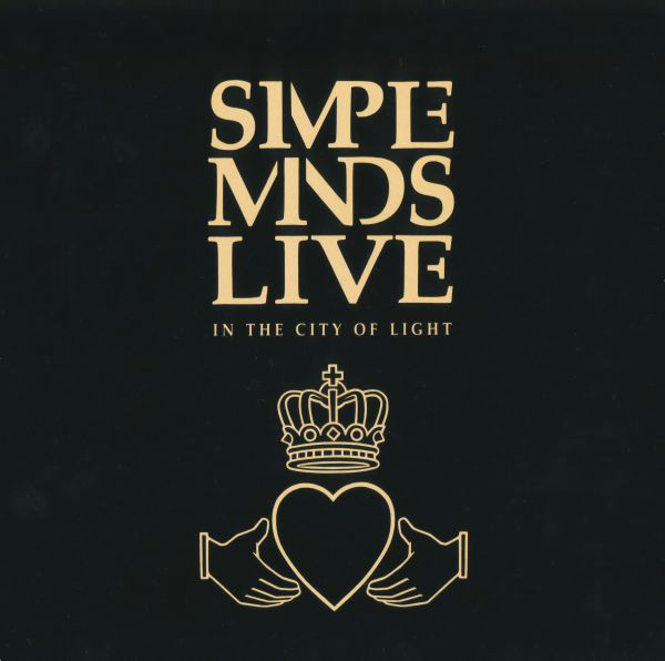 Simple Minds Live - In The City Of Light