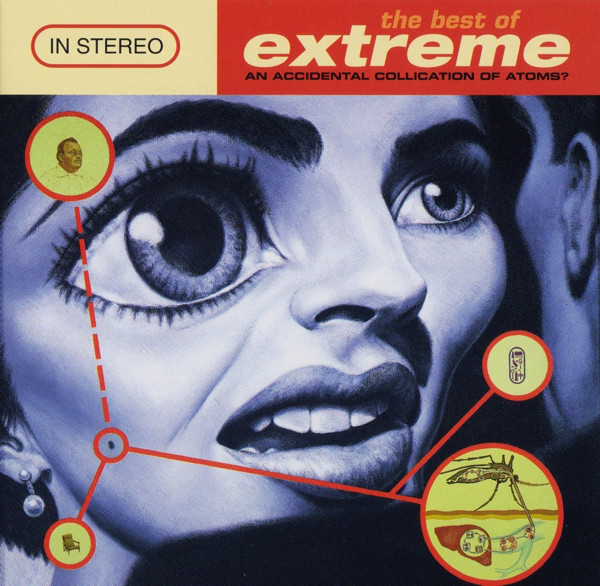 Extreme The Best Of Extreme - An Accidental Collication Of Atoms? Vinyl