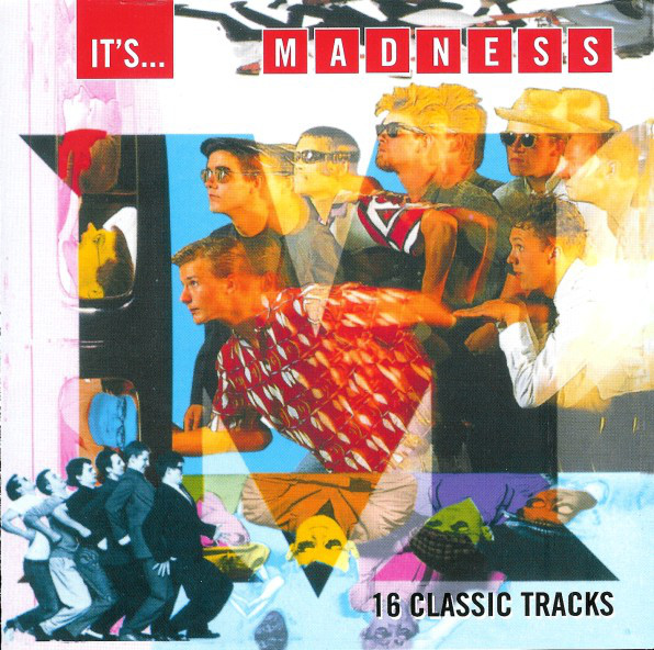 Madness It's... Madness CD