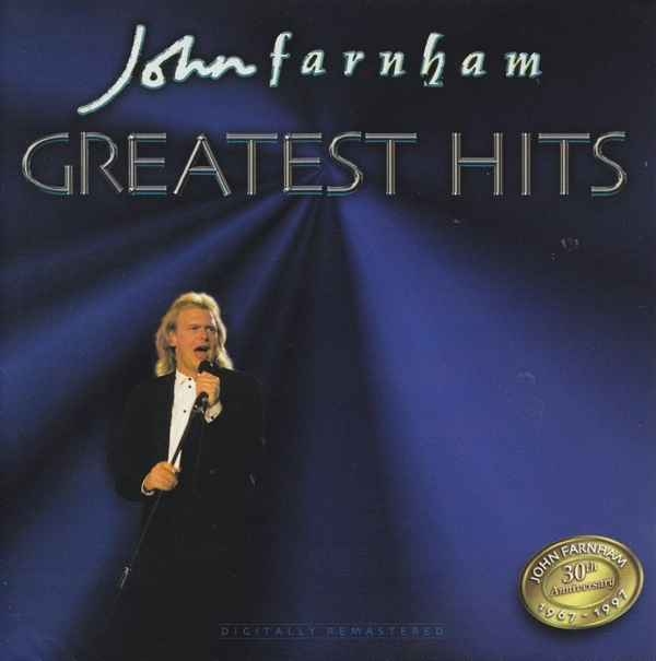 Farnham, John Greatest Hits CD