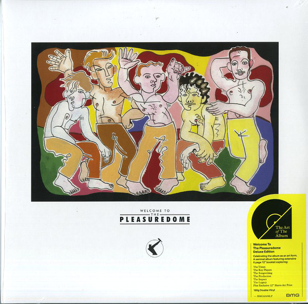 Frankie Goes To Hollywood Welcome To The Pleasuredome  Vinyl