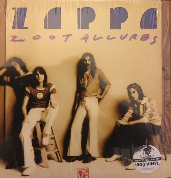 Zappa, Frank Zoot Allures Vinyl
