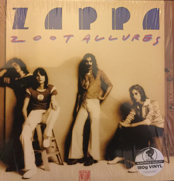 Zappa, Frank Zoot Allures