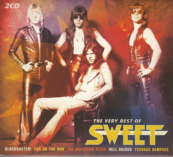 Sweet The Very Best Of