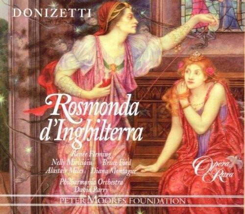 Donizetti - Renée Fleming, Philharmonia Orchestra, David Parry Rosmonda D'Inghilterra