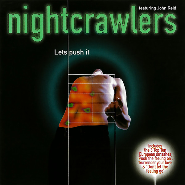 Nightcrawlers Lets Push It CD