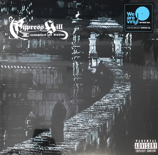 Cypress Hill III - Temples Of Boom Vinyl