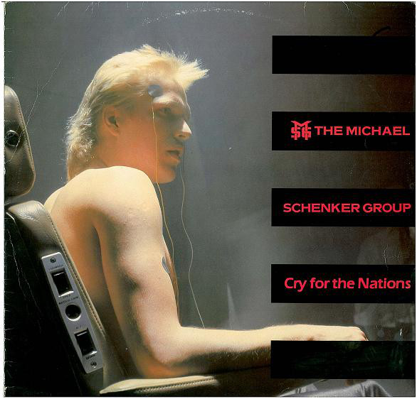 Michael Schenker Group Cry for the Nations