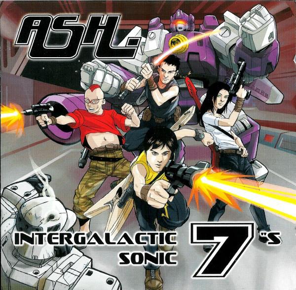 Ash Intergalactic Sonic 7
