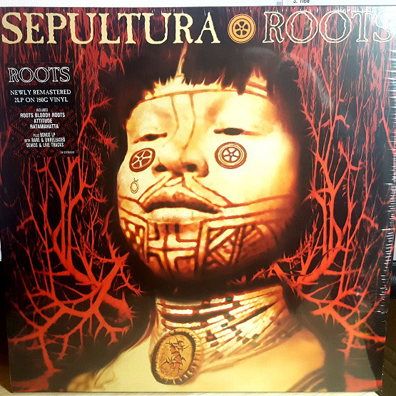 Sepultura Roots Vinyl