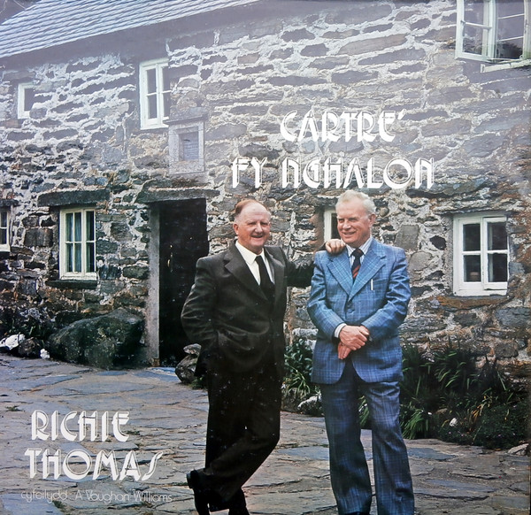 Thomas, Richie Cartre' Fy Nghalon