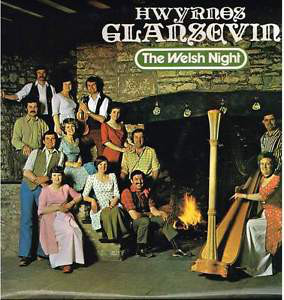 Various Hwyrnos Glansevin / The Welsh Night Vinyl