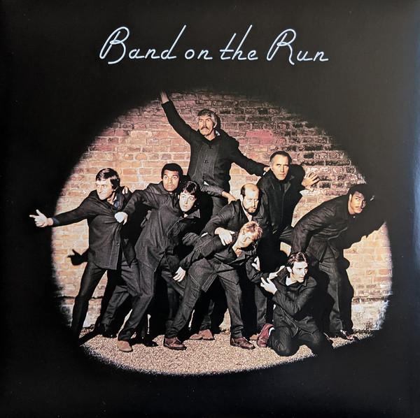 Paul McCartney & Wings Band On The Run Vinyl