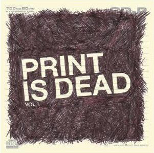 YOURCODENAMEIS:MILO Print Is Dead Vol 1. CD