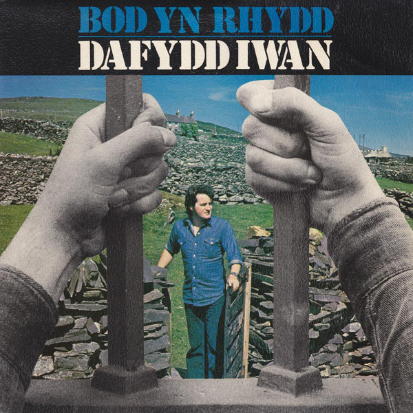 Dafydd Iwan Bod Yn Rhydd Vinyl