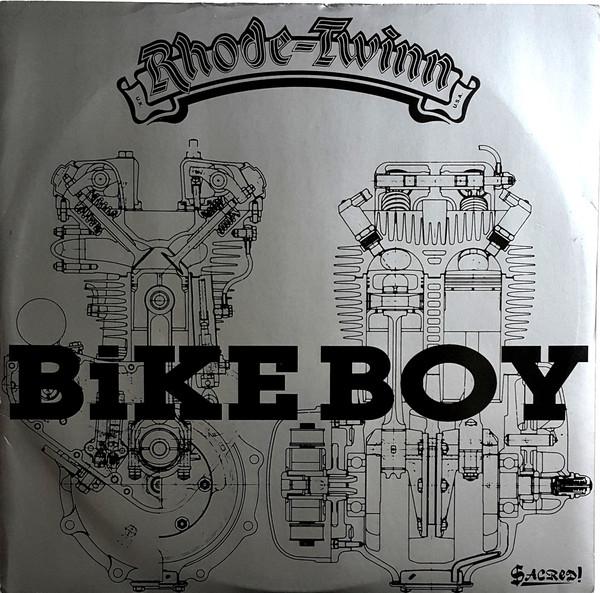 Rhode-Twinn Bike Boy
