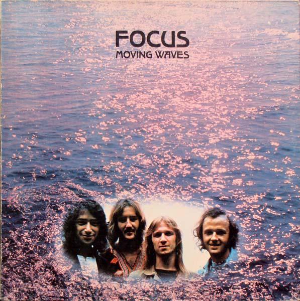Focus Moving Waves Vinyl