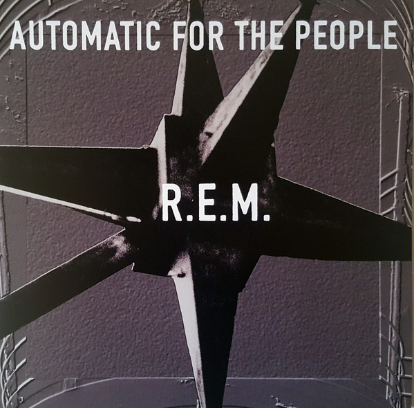 R.E.M. Automatic For The People Vinyl