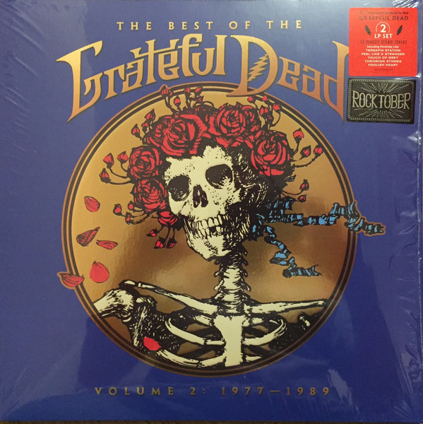 Grateful Dead The Best Of Grateful Dead - Volume 2: 1977-1989 Vinyl