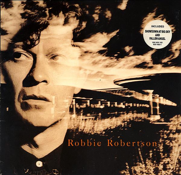Robertson, Robbie Robbie Robertson