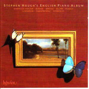 Stephen Hough Stephen Hough's English Piano Album CD